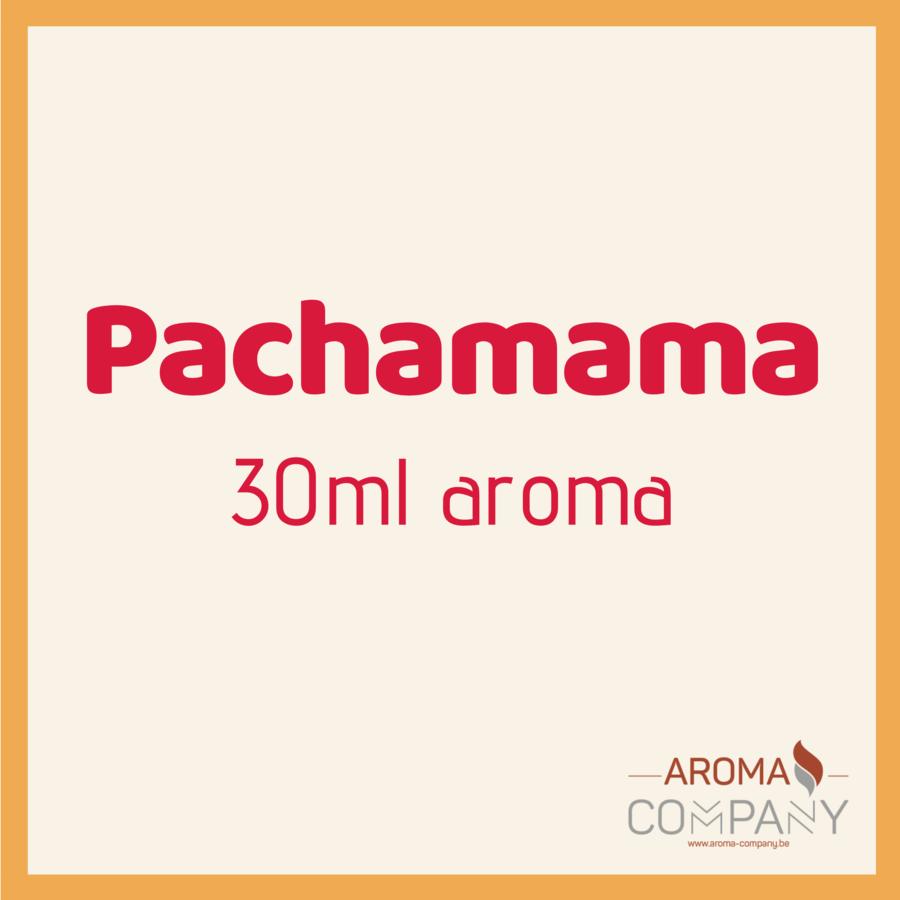 Pachamama -  Bloodorange Banana Gooseberry aroma 30ml