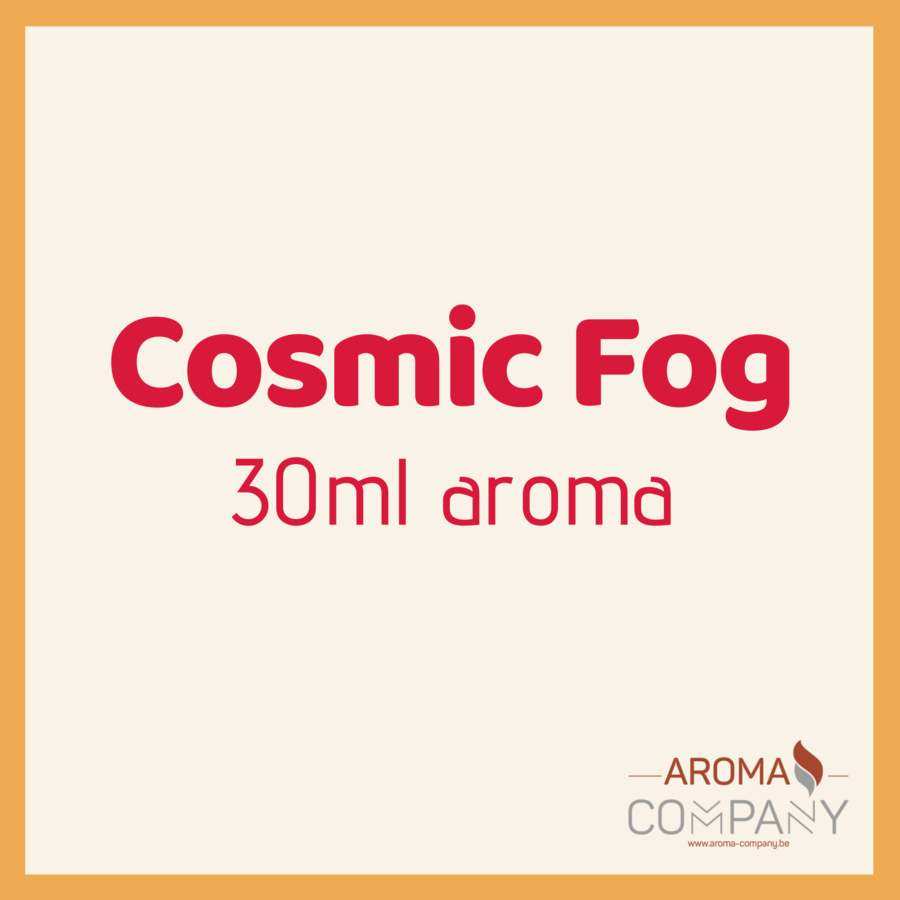 Cosmic fog - Chewberry aroma