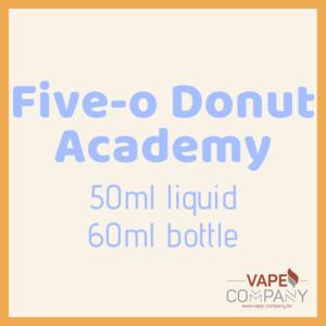 five-o donut academy raspberry 60ml
