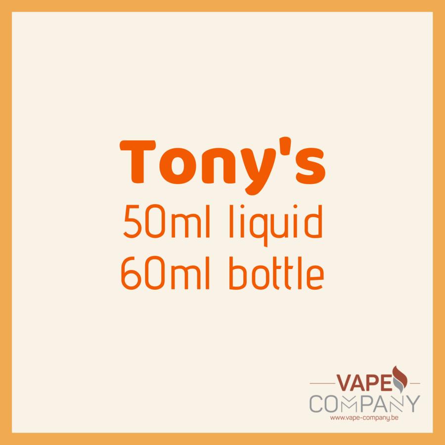 tony's cherry lemonade 60ml