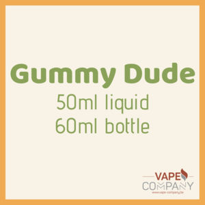 gummy dude grape soda 60ml