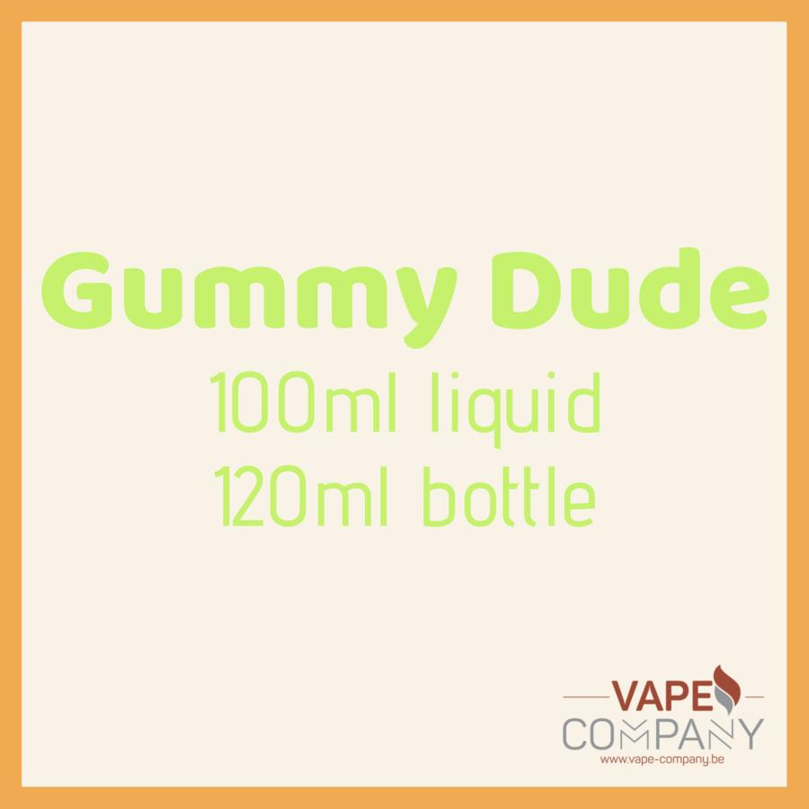 gummy dude grape soda 120ml