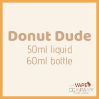 donut dude lemon  60ml