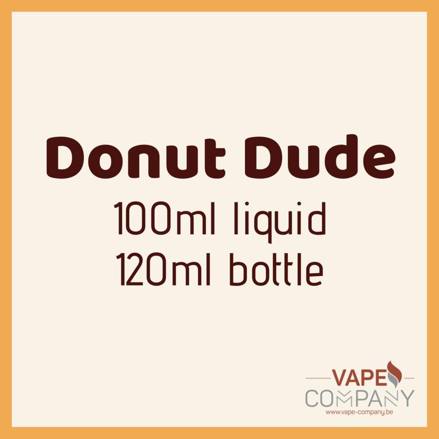 donut dude strawberry 120ml