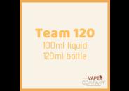 team 120 vanilla muffin 120ml