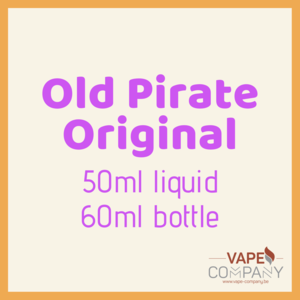 old pirate original shiver my timbers 60ml