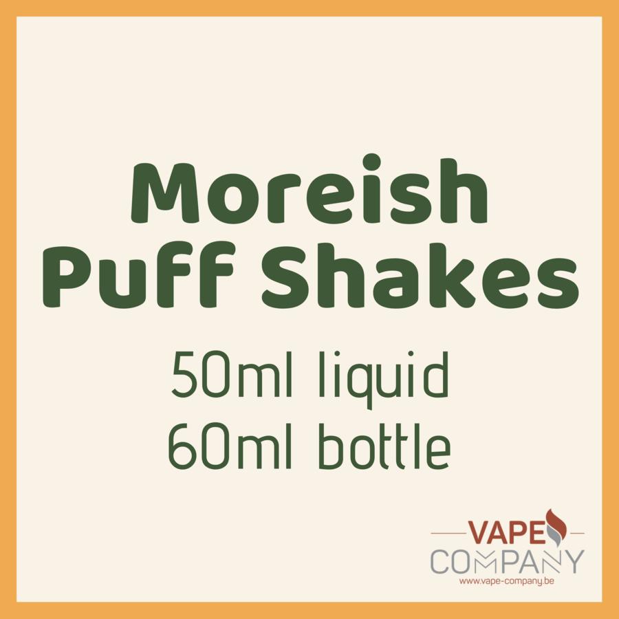 moreish puff shakes strawberry 60ml