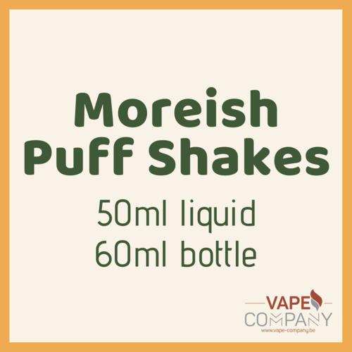 moreish puff shakes shamrock 60ml