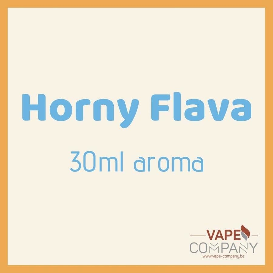 Horny Flava 30ml aroma -  Strawberry