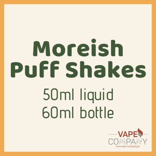 Moreish puff 50-60