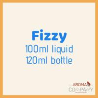 Fizzy 100ml -  Strawberry Custard