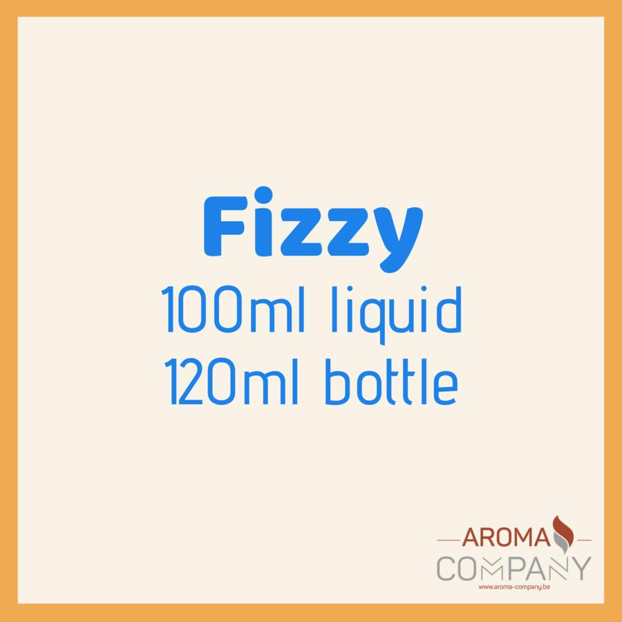 Fizzy 100ml/120ml -  Strawberry