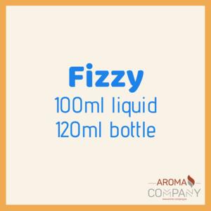 Fizzy 100ml / 120ml - Orange
