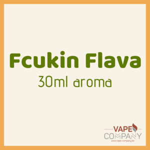 Fcukin Flava - Freezy Pineapple 30ml Aroma