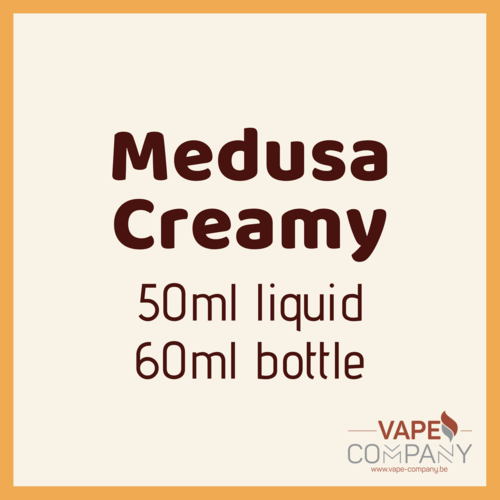 Medusa Creamy 50ml - White Rabbit