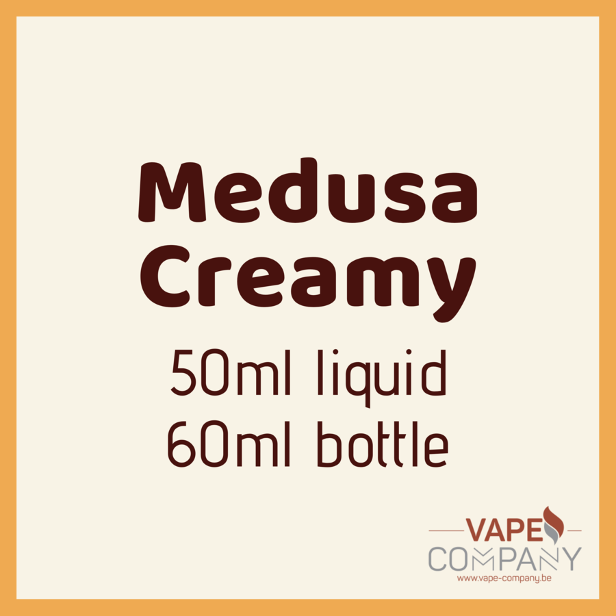 Medusa Creamy 50ml - White Rabbit