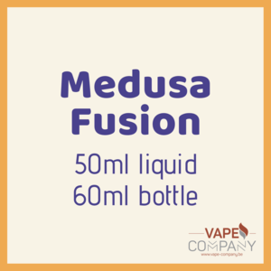 Medusa Fusion 50ml - Fragola