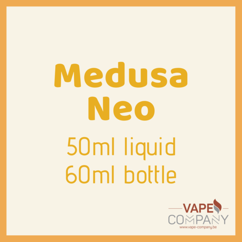 Medusa Neo 50ml - Cherry Bomb