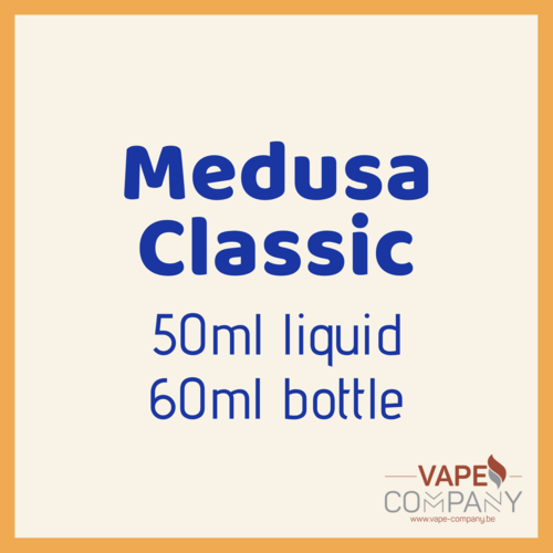 Medusa 50ml - Pure Gold