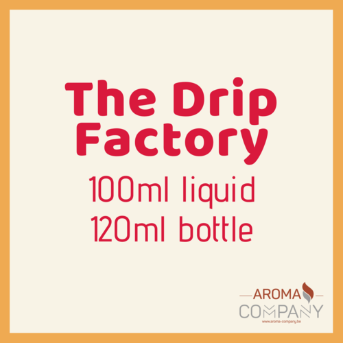 The Drip Factory 100/120 Sweet Silos
