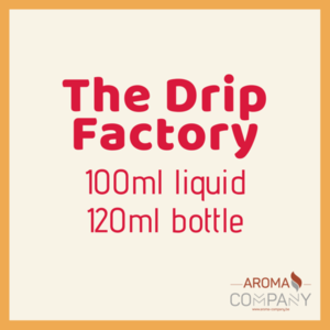 The Drip Factory 100/120 Peachy Pipes