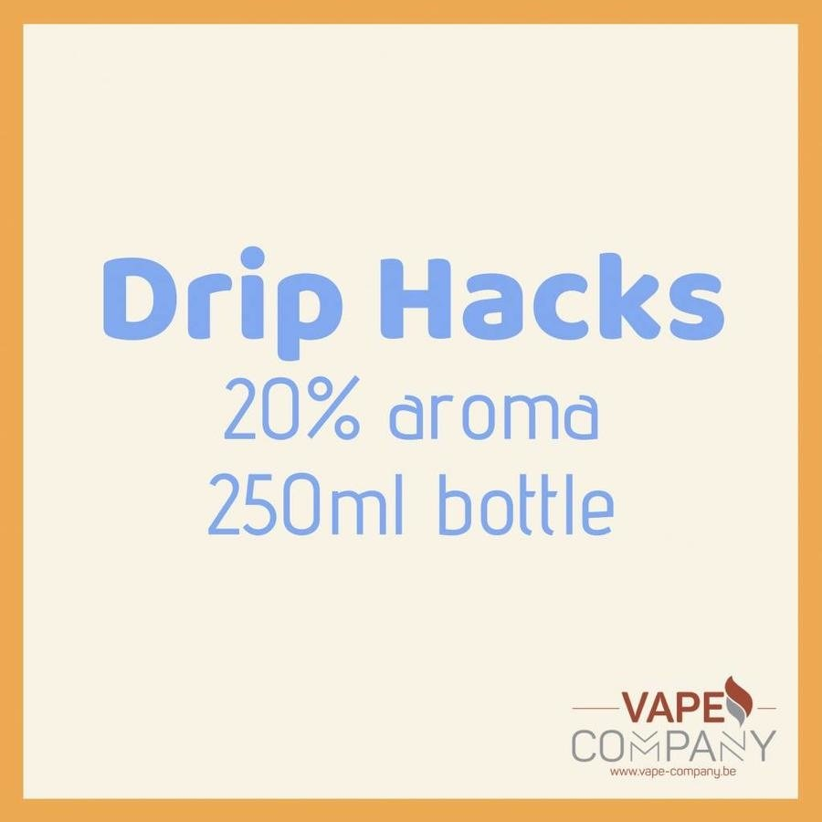 Drip Hacks - Mint Chocolate Chip Ice Cream 250ml