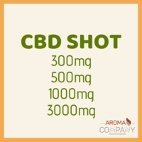 CBD Shot - Vapers Nation 300MG