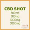 CBD Shot - Vapers Nation 500MG