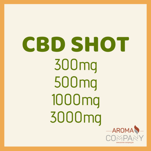 CBD Shot - Vapers Nation 3000MG