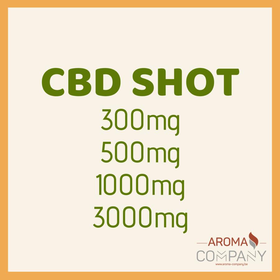CBD Shot - Vapers Nation 3000MG