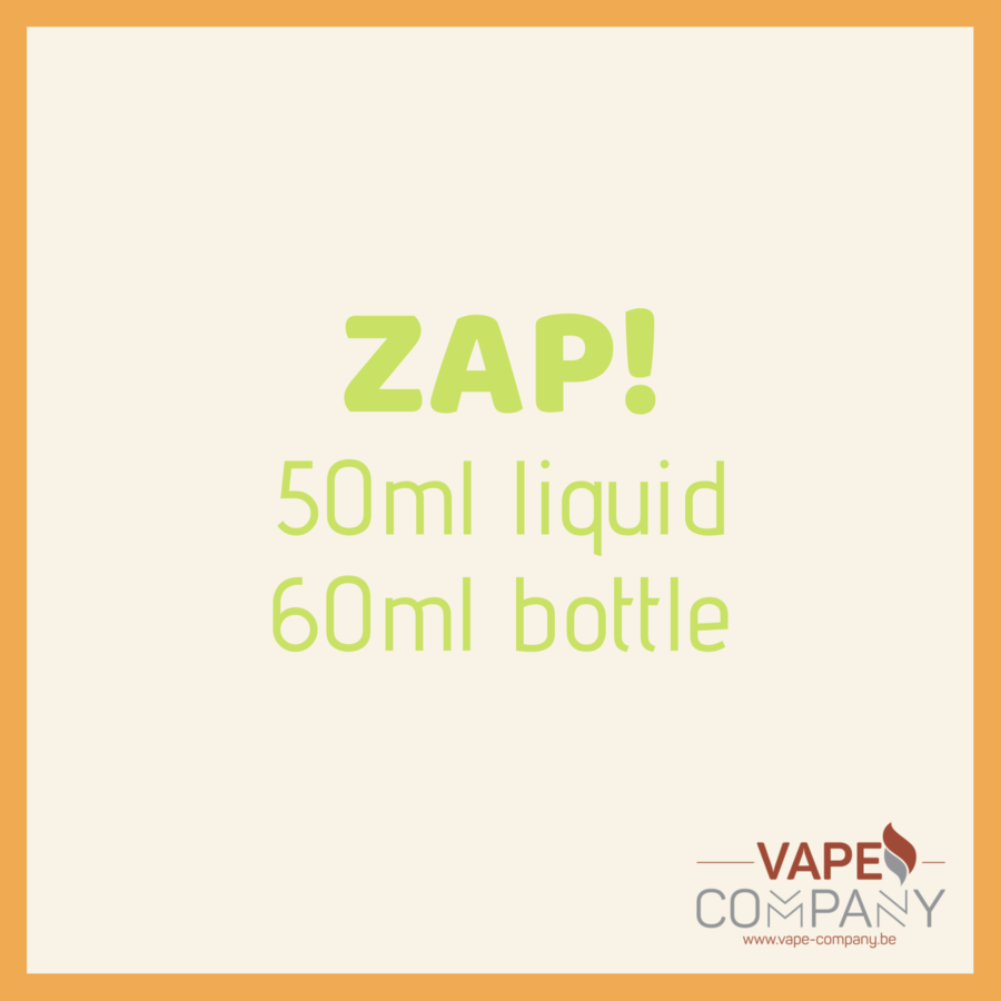 ZaP! Blue Soda