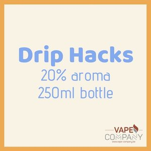 Drip Hacks - Apple & Blackcurrant