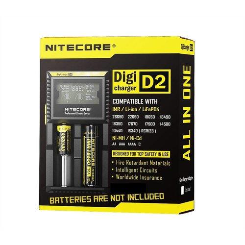 NiteCore D2