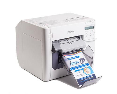 Epson TM-C3500 inkjet label printer - Parthen's webshop