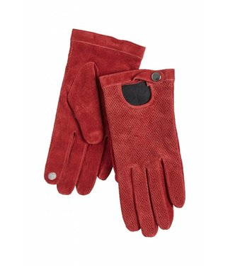 A DRIVE GLOVES | RED OCHRE