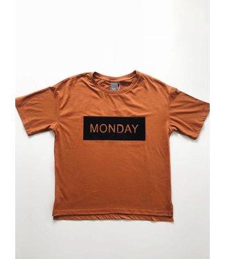 MONDAYZ  | RUSTY BROWN