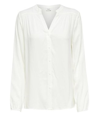 BUTTON BLANC BLOUSE
