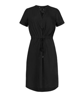 MASON LACE DRESS BLACK