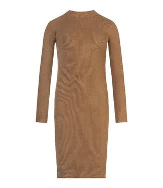 JADE RIB DRESS
