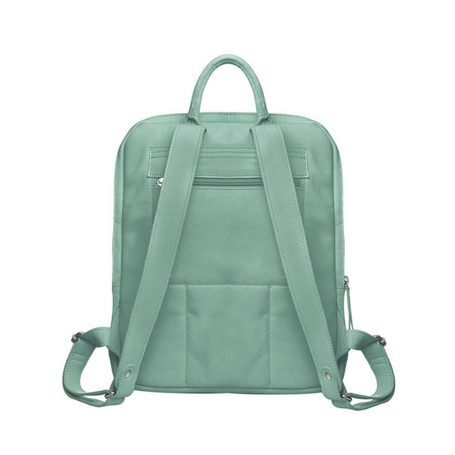 Bag Explore - Mint - 13 inch laptop backpack