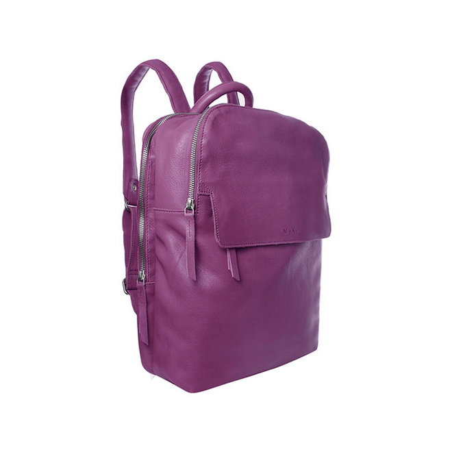 SOLD OUT Tasche Explore - Pflaume - 13 Zoll Laptop Rucksack