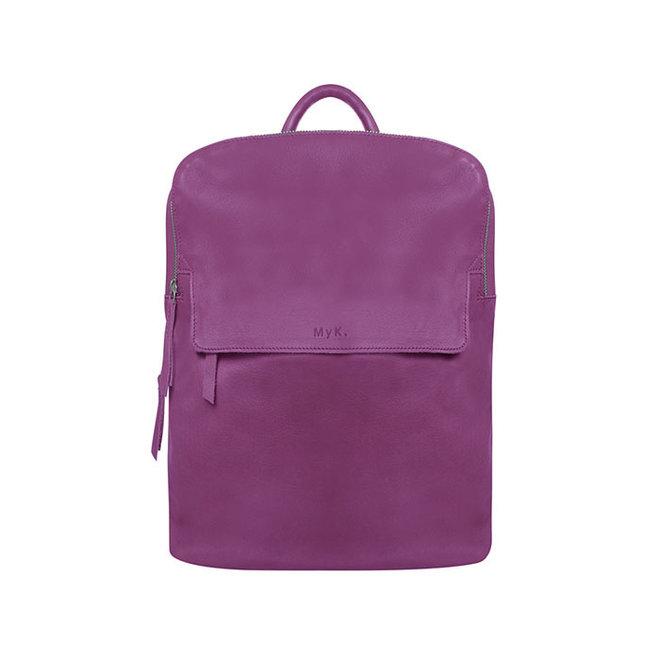 Bag Explore - Plum - 13 inch laptop rugzak