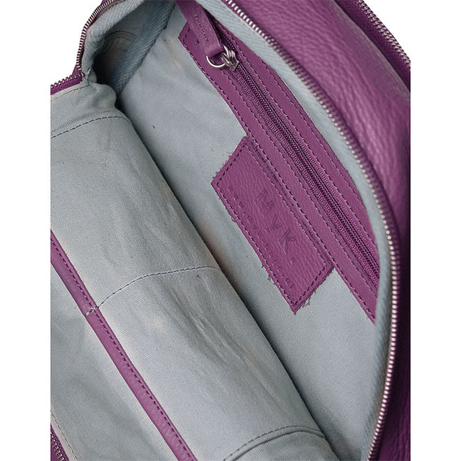 Bag Explore - Plum - 13 inch laptop backpack