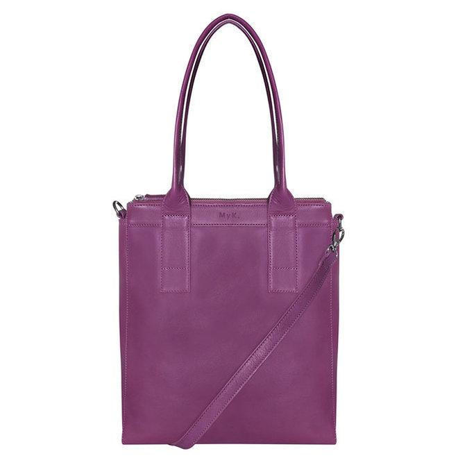 Tasche Lotus - Pflaume
