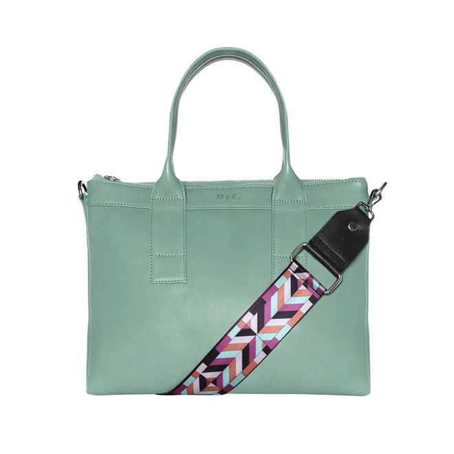 Bag Orchid - mint