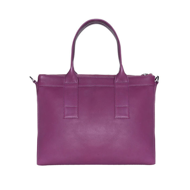 Tasche Orchid - Pflaume
