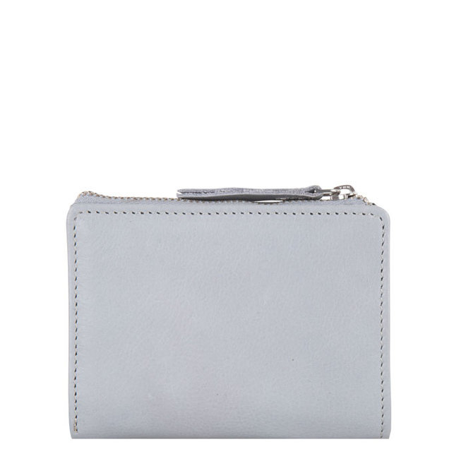 Purse Poppy - Silver Grey