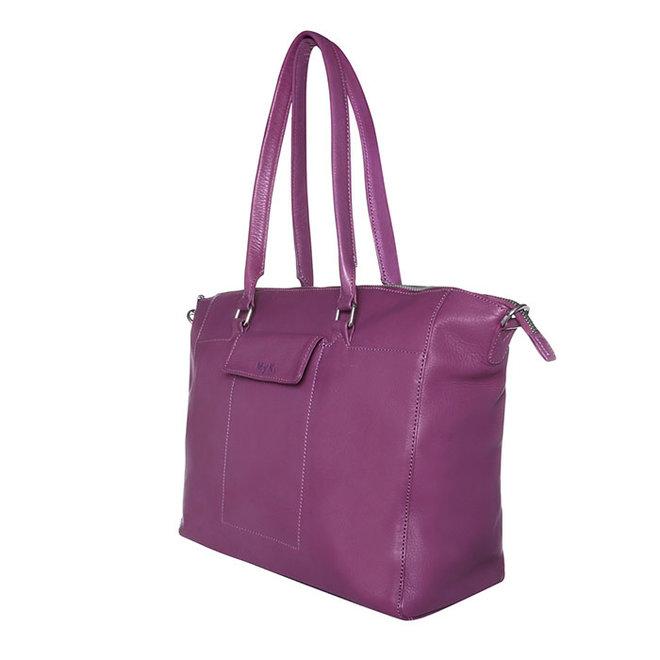 Bag Carlyle - Plum