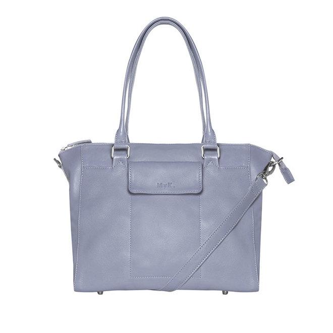 Bag Marlin - Silver Grey