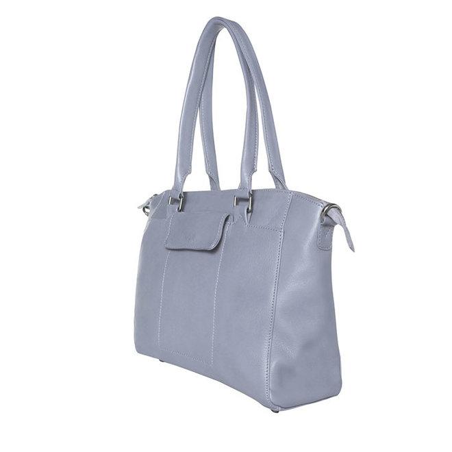 Tasche Marlin - Silber Grau